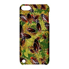 Cockroaches Apple Ipod Touch 5 Hardshell Case With Stand by SuperPatterns