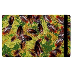 Cockroaches Apple Ipad Pro 12 9   Flip Case by SuperPatterns