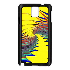 Hot Hot Summer C Samsung Galaxy Note 3 N9005 Case (black) by MoreColorsinLife