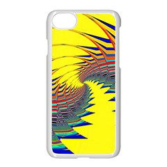 Hot Hot Summer C Apple Iphone 7 Seamless Case (white) by MoreColorsinLife