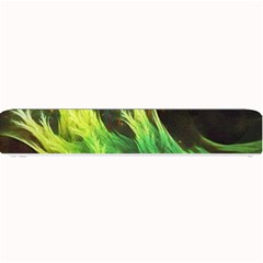 A Seaweed s Deepdream Of Faded Fractal Fall Colors Small Bar Mats by jayaprime