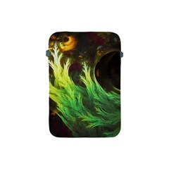 A Seaweed s Deepdream Of Faded Fractal Fall Colors Apple Ipad Mini Protective Soft Cases by jayaprime