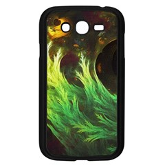A Seaweed s Deepdream Of Faded Fractal Fall Colors Samsung Galaxy Grand Duos I9082 Case (black) by beautifulfractals
