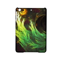 A Seaweed s Deepdream Of Faded Fractal Fall Colors Ipad Mini 2 Hardshell Cases by jayaprime
