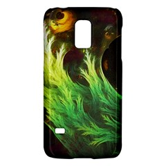 A Seaweed s Deepdream Of Faded Fractal Fall Colors Galaxy S5 Mini by jayaprime