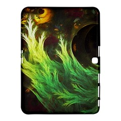 A Seaweed s Deepdream Of Faded Fractal Fall Colors Samsung Galaxy Tab 4 (10 1 ) Hardshell Case  by beautifulfractals