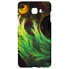A Seaweed s Deepdream Of Faded Fractal Fall Colors Samsung C9 Pro Hardshell Case  by jayaprime