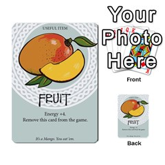 Totfs By Catherine Pfeifer   Multi Purpose Cards (rectangle)   Szh6kztms73y   Www Artscow Com Front 2