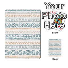 Totfs By Catherine Pfeifer   Multi Purpose Cards (rectangle)   Szh6kztms73y   Www Artscow Com Back 30
