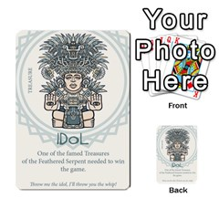 Totfs By Catherine Pfeifer   Multi Purpose Cards (rectangle)   Szh6kztms73y   Www Artscow Com Front 35
