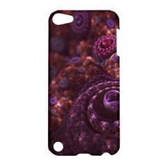 Buried Pirate Treasure Of Fractal Pearls And Coins Apple Ipod Touch 5 Hardshell Case by beautifulfractals