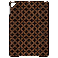 Circles3 Black Marble & Brown Wood Apple Ipad Pro 9 7   Hardshell Case by trendistuff