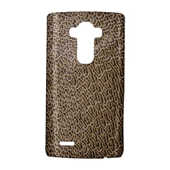 Animal Print Panthera Onca Texture Pattern Lg G4 Hardshell Case by paulaoliveiradesign