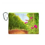 Canvas Cosmetic Bag (Medium)