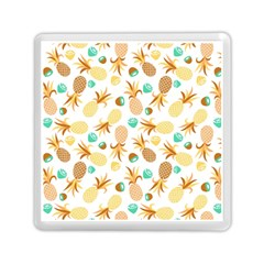 Seamless Summer Fruits Pattern Memory Card Reader (square)  by TastefulDesigns