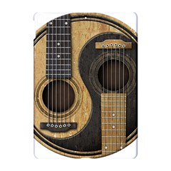 Old And Worn Acoustic Guitars Yin Yang Apple Ipad Pro 10 5   Hardshell Case by JeffBartels