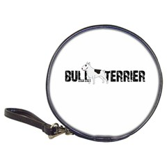 Bull Terrier  Classic 20 Cd Wallets by Valentinaart