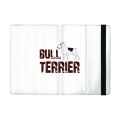 Bull Terrier  Ipad Mini 2 Flip Cases by Valentinaart