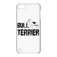 Bull Terrier  Apple Ipod Touch 5 Hardshell Case With Stand by Valentinaart