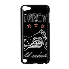 Motorcycle Old School Apple Ipod Touch 5 Case (black) by Valentinaart