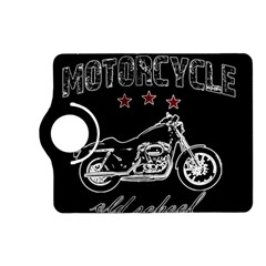 Motorcycle Old School Kindle Fire Hd (2013) Flip 360 Case by Valentinaart