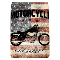 Motorcycle Old School Flap Covers (s)  by Valentinaart