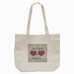 Shabby Chich Love Concept Poster Tote Bag (cream) by dflcprints