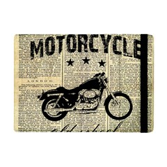 Motorcycle Old School Apple Ipad Mini Flip Case by Valentinaart