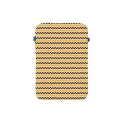 Colored Zig Zag Apple Ipad Mini Protective Soft Cases by Colorfulart23