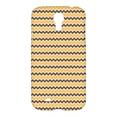 Colored Zig Zag Samsung Galaxy S4 I9500/i9505 Hardshell Case by Colorfulart23