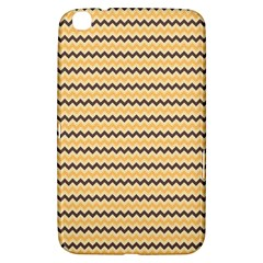 Colored Zig Zag Samsung Galaxy Tab 3 (8 ) T3100 Hardshell Case  by Colorfulart23