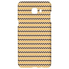 Colored Zig Zag Samsung C9 Pro Hardshell Case  by Colorfulart23
