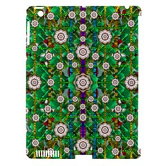 Pearl Flowers In The Glowing Forest Apple Ipad 3/4 Hardshell Case (compatible With Smart Cover) by pepitasart
