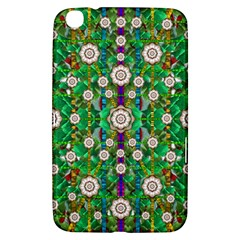 Pearl Flowers In The Glowing Forest Samsung Galaxy Tab 3 (8 ) T3100 Hardshell Case  by pepitasart