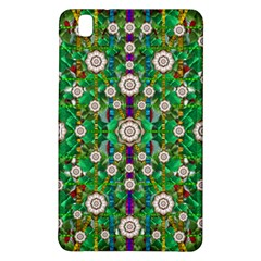 Pearl Flowers In The Glowing Forest Samsung Galaxy Tab Pro 8 4 Hardshell Case by pepitasart