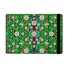 Pearl Flowers In The Glowing Forest Ipad Mini 2 Flip Cases by pepitasart