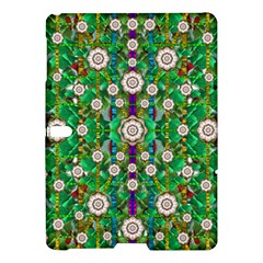 Pearl Flowers In The Glowing Forest Samsung Galaxy Tab S (10 5 ) Hardshell Case  by pepitasart