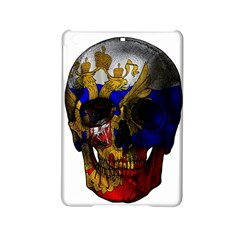 Russian Flag Skull Ipad Mini 2 Hardshell Cases by Valentinaart