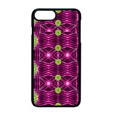 Lillie Of The Valley And Metal Apple Iphone 7 Plus Seamless Case (black) by pepitasart