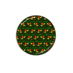 Plants And Flowers Hat Clip Ball Marker by linceazul