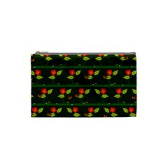Plants And Flowers Cosmetic Bag (small)  by linceazul