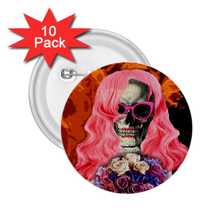 Bride from hell 2.25  Buttons (10 pack)