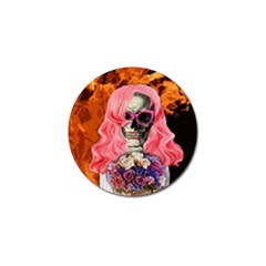Bride From Hell Golf Ball Marker (4 Pack) by Valentinaart