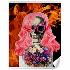 Bride From Hell Canvas 18  X 24   by Valentinaart