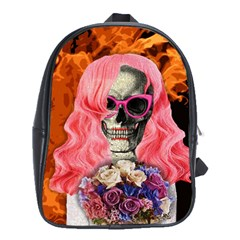 Bride From Hell School Bags (xl)  by Valentinaart