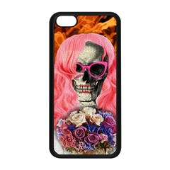 Bride From Hell Apple Iphone 5c Seamless Case (black) by Valentinaart