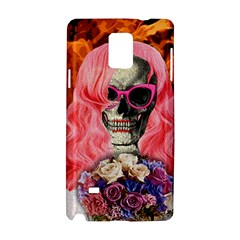 Bride From Hell Samsung Galaxy Note 4 Hardshell Case by Valentinaart