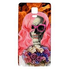 Bride From Hell Galaxy Note 4 Back Case by Valentinaart
