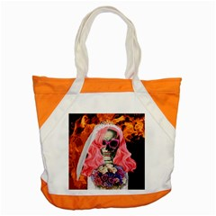 Bride From Hell Accent Tote Bag by Valentinaart