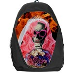 Bride from hell Backpack Bag Front